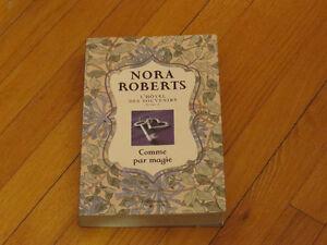 NORA ROBERTS /L'HOTEL DES SOUVENIRS TOME #2  /littérature