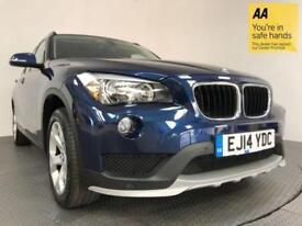2014 14 BMW X1 2.0 XDRIVE20D SE 5D AUTO 181 BHP DIESEL