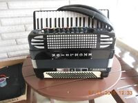 Accordion Excelsior Electronic