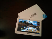 """Icoo Android 4.0 7"""" Tablet"""