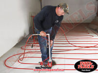 Plumbers, and Radiant Installers ….. Watch!