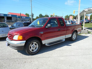 2004 Ford F-150 XLT, safetied and e-tested