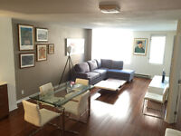 Fully renovated furnished Apartmet next to Guy Concordia