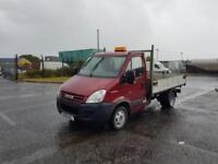 ford iveco 3 litre 3 way tipper only 70 k no vat