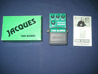 Jacques Tube Blower Pedal Complete in Box