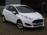 2015 FORD FIESTA 1.6 Zetec 3dr Powershift