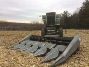 Corn head Gleaner combine- still available !