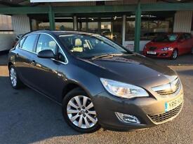 Vauxhall/Opel Astra 2.0CDTi ( 163bhp ) ecoFLEX ( s/s ) 2012MY Elite