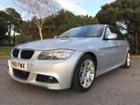 2010 60 BMW 3 SERIES 2.0 320D M SPORT 4D 181 BHP DIESEL