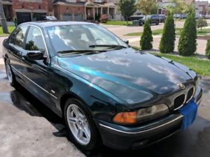 1998 BMW 528I - Only 134000 KM