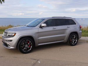 2015 Jeep Grand Cherokee SRT with Set of Winter Tires and Rims