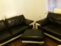 3 piece immaculate sofa