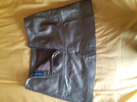 River Island Leather Mini size 12