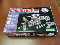 EDUCATIONAL INSIGHTS - 200 pieces COINSTRUCTION