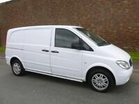 2009 Mercedes-Benz VITO 109 CDI COMPACT SWB Van Manual Medium Van