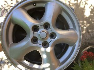 "16"" alloy rims 5x108 and 5x114.3"