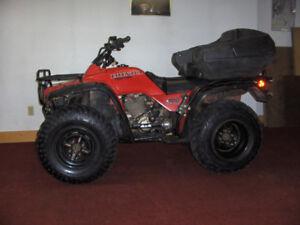 1998 HONDA 300 4X4 FOURTRAX