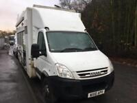 Iveco Daily 65c18 3.0 2010 year emergency support vehicle