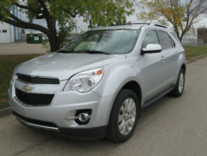 2011 EQUINOX LTZ V6 AWD  $7995.00  NO EMAILS