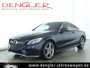 Mercedes-Benz C 180 Coupe AIRMATIC*ILS*STYLE-PAKET AMG Line