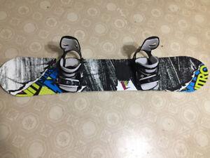 Nitro Ripper Board and Bindings