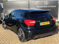 Mercedes-Benz A Class A250 4MATIC ENGINEERED BY AMG (black) 2015-09-01