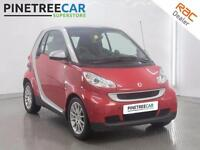 2010 SMART FORTWO 1.0 MHD Passion 2dr Auto