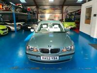BMW 318i SE AUTO, ONLY 6760 GENUINE MILES FROM NEW..