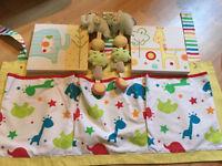 Unisex nursery set