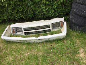 1988 winnebego le sharo headlights and bumper