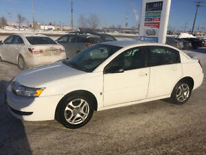 2003 Saturn ION Sedan only 141000km for $2750 obo