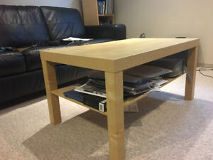 COFFEE TABLE *FROM IKEA*