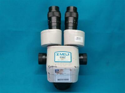 Meiji Techno Emz Emz-5 Microscope