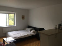 Cosy Studio in Downtown Montreal, all utilities included
