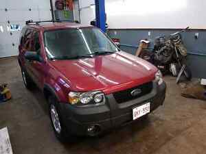 2005 ford escape xlt v6