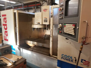 Machine shop equipment for sale- CNC, Lathe and Mill