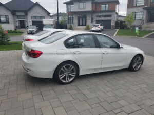 bmw 320i xdrive 2017 groupe sport balance de location 556.97$