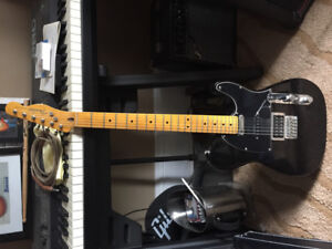 Fender Modern Player Telecaster.