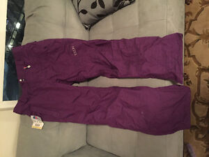 Ladies Volcom Snowpants