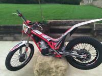 2017 Gas Gas TXT Racing 250cc Trials Bike