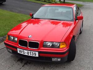 1995 BMW 3-Series 325Is Coupé (2 portes)