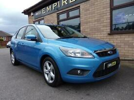 2008 FORD FOCUS ZETEC HATCHBACK PETROL