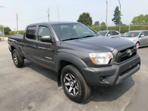 2014 Toyota Tacoma Double Cab Long Bed V6 Auto 4WD