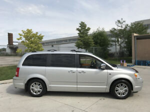 2008 Chrysler Town & Country, Limt, Leather, 3/Ywarranty availab