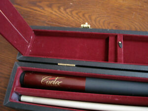 Earl Strickland Signature Pool Cue and Case Kingston Kingston Area image 5