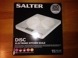 NEW & BOXED Salter Scales