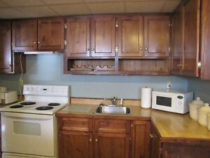 CARBONEAR  fully furnished Basement Apartment