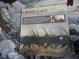 Book - Life on Earth by David Attenborough