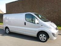 2013 Vauxhall VIVARO 2900 CDTi Sportive Lwb Van Manual Medium Van