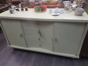 t.v console or long dresser
